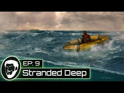 Stranded Deep - Episode 9 - The Eerie Structure