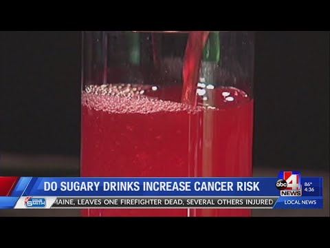 Sugary Sodas and Juices Associated with Greater Cancer Risk