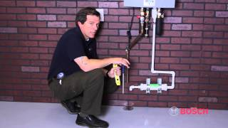 Bosch Tankless Installation Video