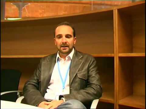 Entrevista a David Camarena de Gruponat en la II JN360pH264-AAC