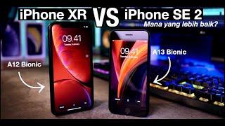 iPhone SE 2 VS iPhone XR untuk 2020 : Mana yang lebih baik? Review Indonesia by iTechlife
