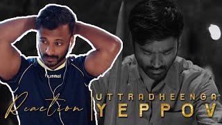 Uttradheenga Yeppov Song REACTION | Dhee ft. Santhosh Narayanan | Karnan