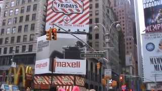 Voyage New York Avril 2010 TRAVEL_VIDEO