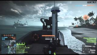 Battlefield 4 : Paracel Storm : Conquest : Playstation 3
