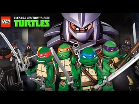 Lego Teenage Mutant Ninja Turtles Ninja Training Lego