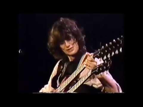 Jimmy Page, Eric Clapton, Jeff Beck, Joe Cocker (1983)