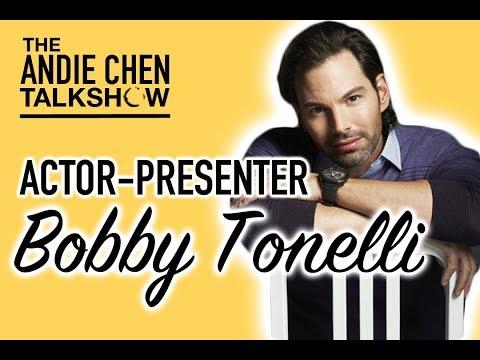 #14 Bobby Tonelli (Actor/Presenter)
