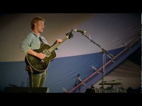Kim Churchill at the Red Rock Folk Festival (HD)