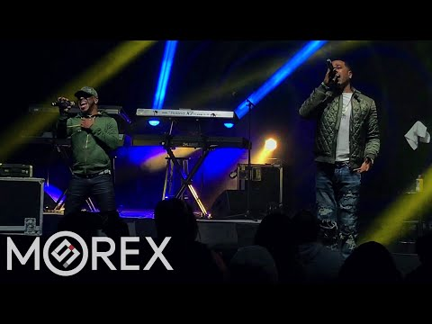 Dru Hill | Sisqó - Never Make A Promise/Tao (Intro) (Live - Music Hall at Fair Park 2017 - Dallas)