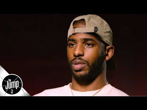 Chris Paul talks Warriors rematch & why no one is allowed to touch his head | 2019 NBA Playoffs