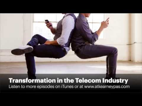 AT Kearney - Wave of the Future - Transformation in the Telecom Industry