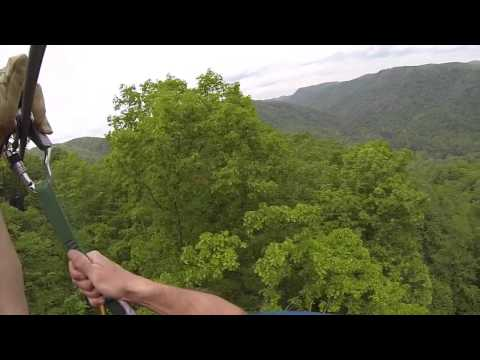 The Gorge Zipline - The Full Experience