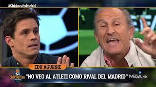 💥⚡El CARA a CARA MÁS TENSO entre Edu Aguirre y Petón. ¡SALTARON CHISPAS! 💥⚡