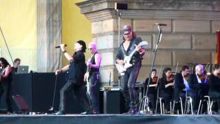 SCORPIONS - We Don't Own The World