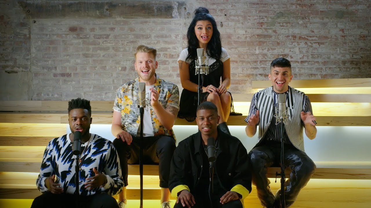 TOP POP, VOL  I MEDLEY - Pentatonix