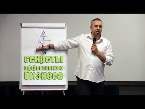 18 секретов эффективного бизнеса. Андрей Парабеллум. Мастер-класс (Ярославль)[Вебинары]