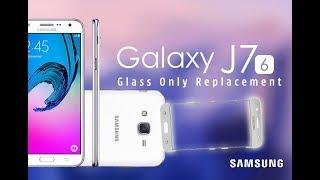 Samsung Galaxy J7 2016 (J710) Glass Only Replacement / Wymiana szybki | Selekt