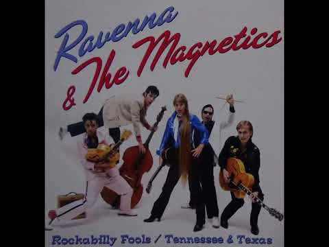 Ravenna & The magnetics / vibrate / 80s Italia'n rockabilly