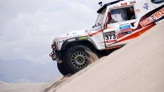 Dakar Rally: Frontline to Finish Line (Trailer)