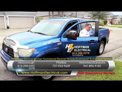 Emergency Electrician Tampa & St. Pete | 24-Hour Electrician | Florida