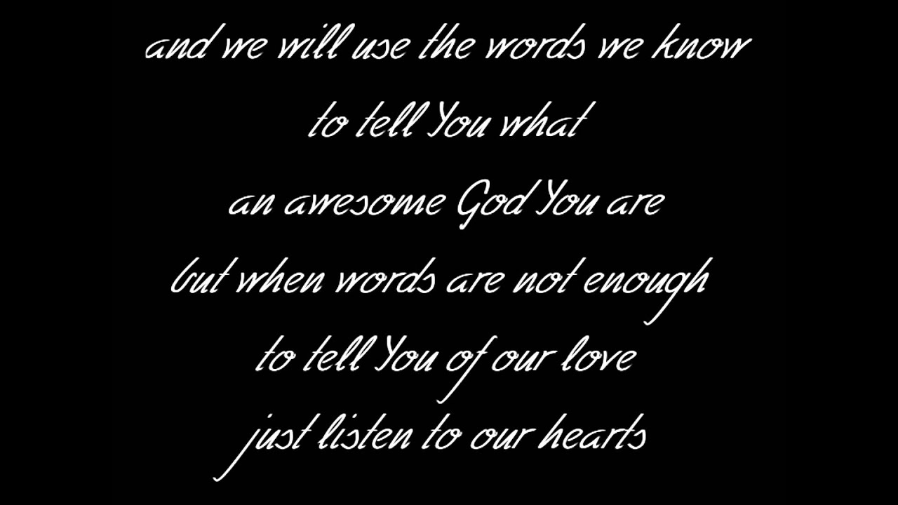 Listen To Our Hearts Casting Crowns Youtube