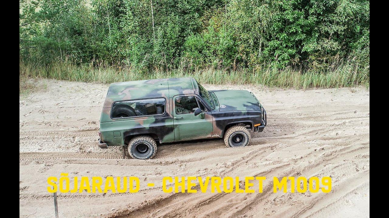 Sõjaraud - Chevrolet M1009