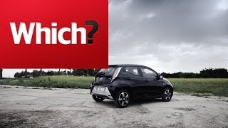 Toyota Aygo 2014 - Which? Car first drive