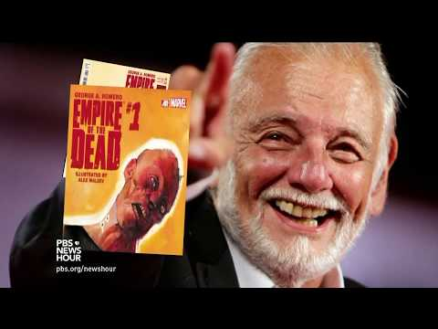 Remembering George Romero, 77, filmmaker who brought the undead to life