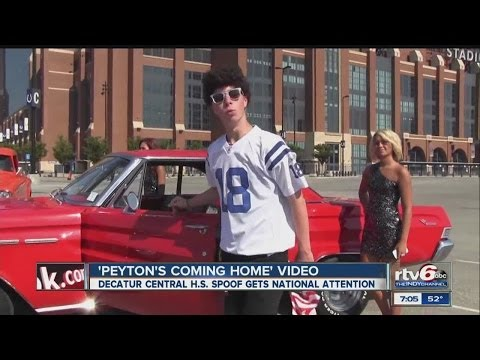 Decatur Central High School spoof gets national attention