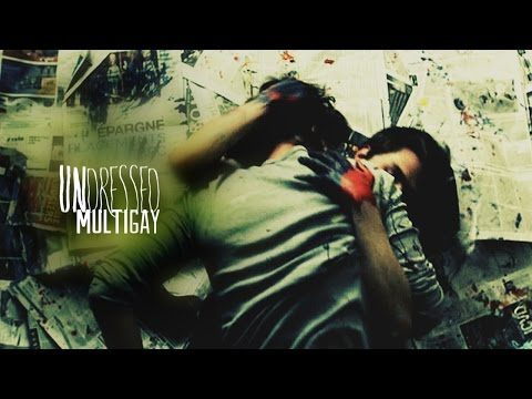 ►MultiGay || Undressed [for bvcyrus]