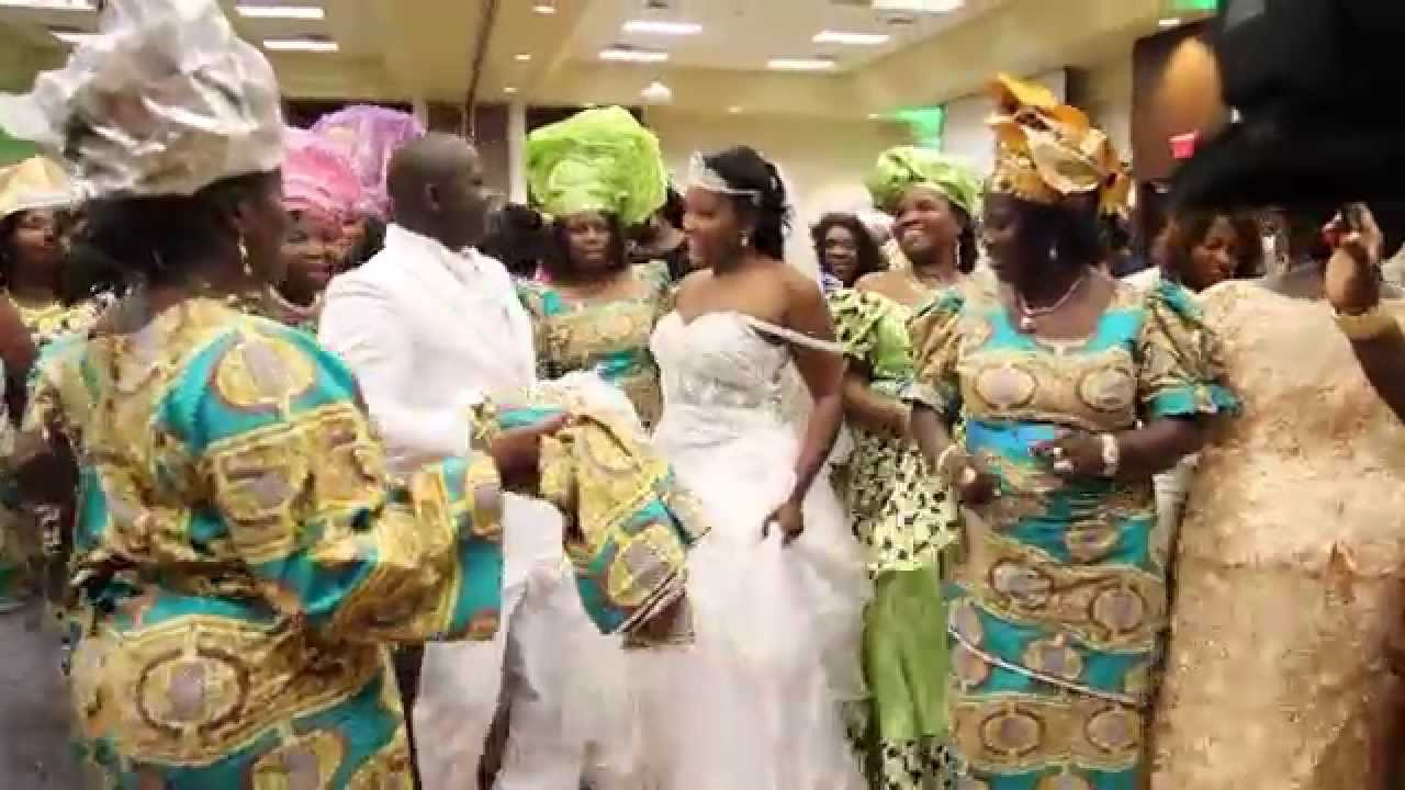 Liberian Culture And Tradition Liberian Weddin...
