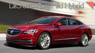 2018 LaCrosse Hybrid, U.S. Diesel Market Grows - Autoline Daily 2124