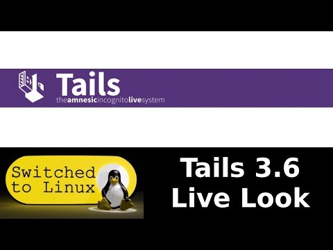 Tails 3.6 Live Look
