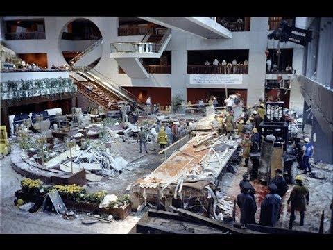 Hotel walkway collapse - FULL DUCUMENTARY