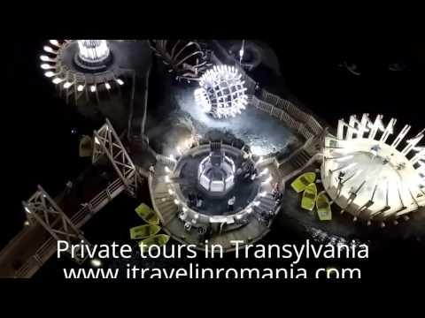 Private tours Romania - Turda Salt Mine - near Cluj Napoca in Transylvania