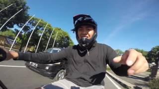 Enjoy ride at bali #balilivin #klx