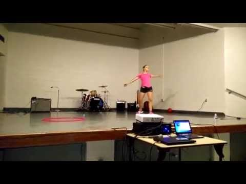 Allison Academy talent show 2015- Liza