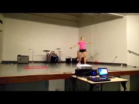 Allison Academy talent show 2015- Liza