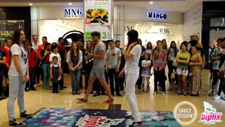 Dance Session: 28.04.2013 | Hip - Hop | Marina vs. Tanya
