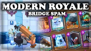 Modern Royale Bug! | Clash Royale 🍊