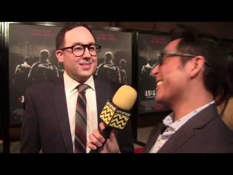 PJ Byrne talks working with director Clint Eastwood and Big Little Lies.