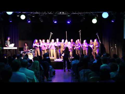 MbM Gospel Choir // 'My Desire' By Kirk Franklin // Live Performance