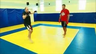 Бокс - упражнения для разминки и тренировки координации. Школа Руслана Акумова