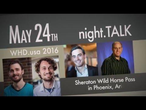 WHD.usa Spam night.TALK Teaser