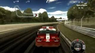 Superstars v8 Racing gameplay