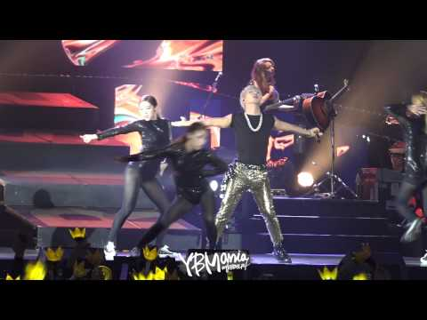 Taeyang - Body + Superstar (150207 RISE in Malaysia) Fancam [HD]