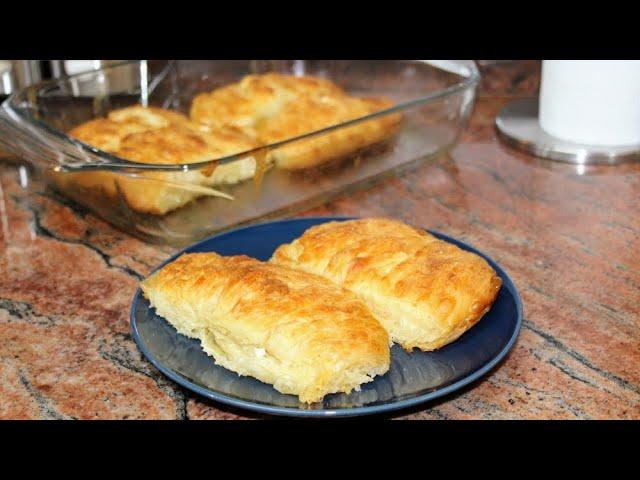 👩🏼🍳Сочни банички с бакпулвер/Топла и вкусна закуска за малки и големи