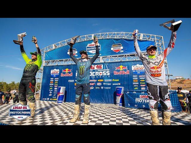 2021 Hangtown Motocross Classic - 450 Class Post Race Press Conference