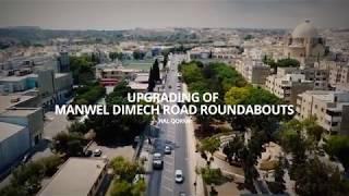 Qormi  Roundabouts