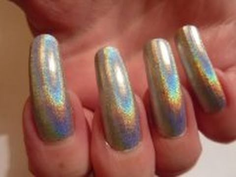 Gosh Holographic Nail Polish. And What A Beautiful Rare Creature She ...
